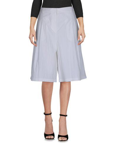 T By Alexander Wang Palazzo Pant In White