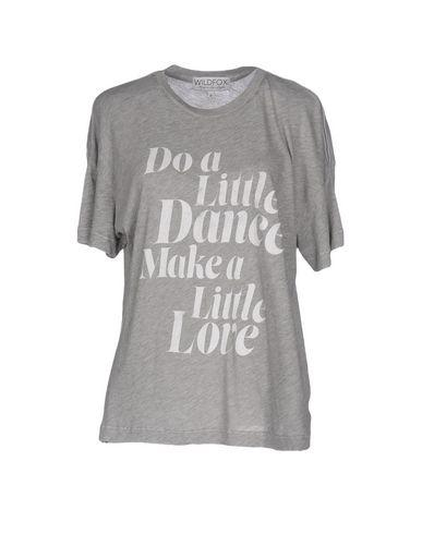 Wildfox T-shirts In Grey