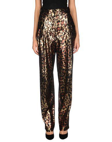 Lanvin Casual Pants In Gold