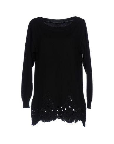 Ermanno Scervino Sweaters In Black