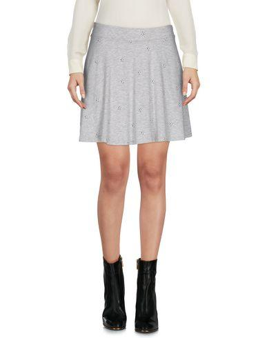 Cheap Monday Mini Skirt In Light Grey