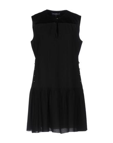 Salvatore Ferragamo Short Dress In Black