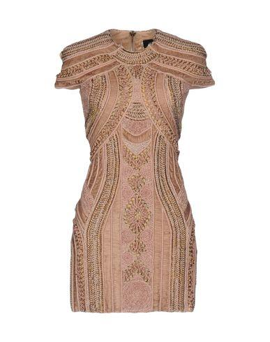 Dsquared2 Evening Dress In Sand