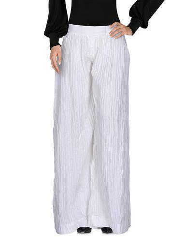 Ermanno Scervino Casual Pants In White