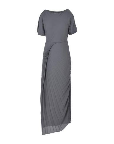 Chalayan Long Dress In Lead