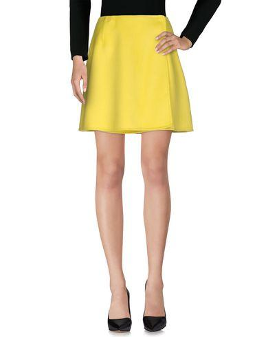 Ermanno Scervino Knee Length Skirts In Yellow