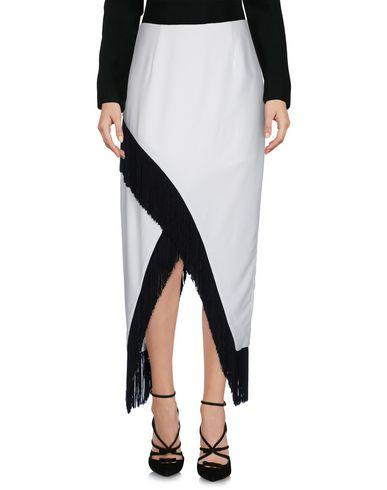 Finders Keepers Midi Skirts In White