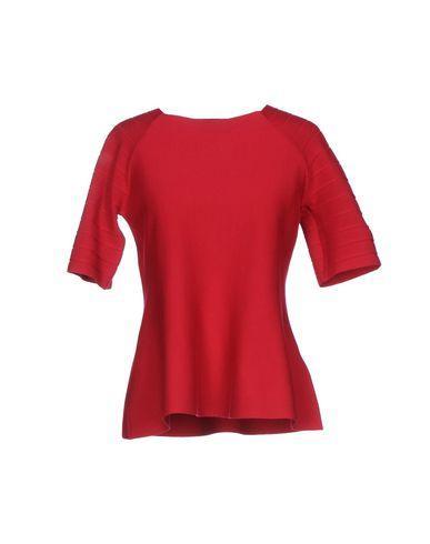 Emporio Armani Sweater In Garnet