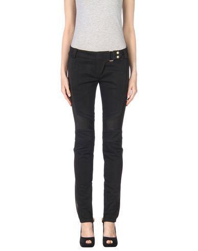 Balmain Casual Pants In Black