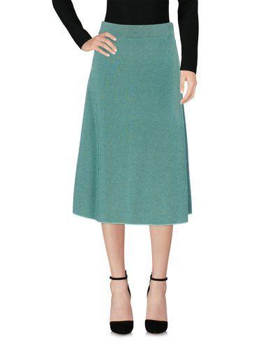 M Missoni Midi Skirts In Green