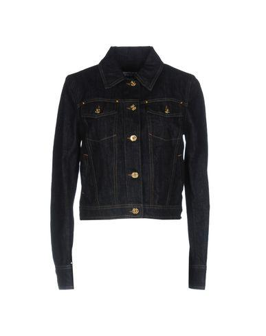 Moschino Denim Jacket In Blue