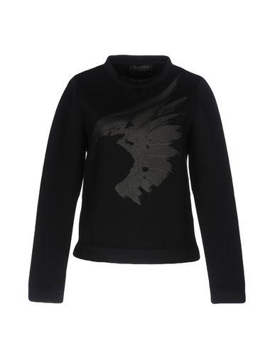 Valentino Sweatshirts In Black