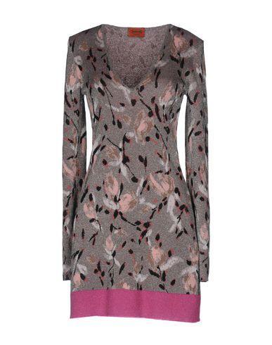 Missoni Short Dress In Grey