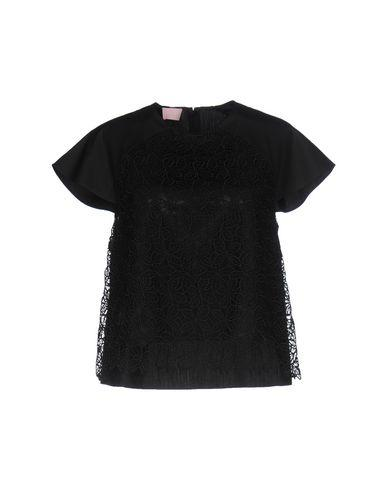 Giamba Blouses In Black