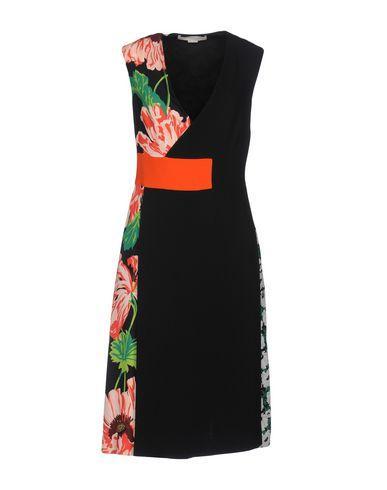 Stella Mccartney Knee-length Dresses In Black