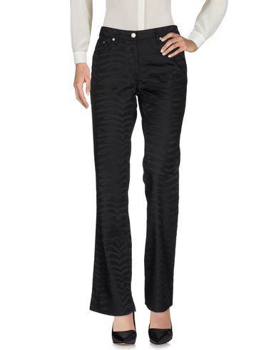 Fendi Casual Pants In Black