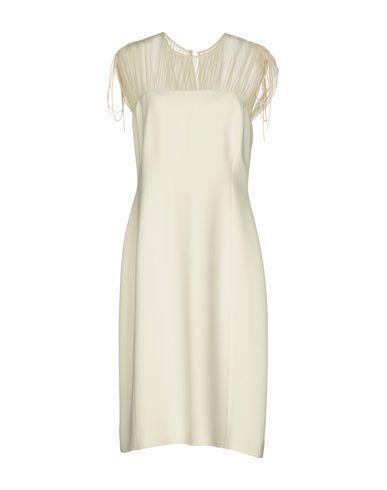 Prada Knee-length Dresses In Ivory