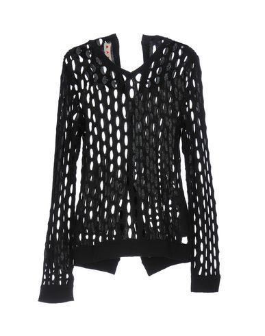 Marni Sweaters In Black