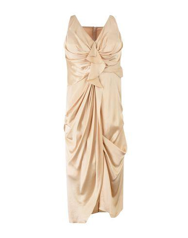 Moschino 3/4 Length Dresses In Beige