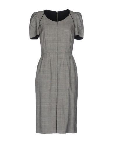 Dolce & Gabbana Knee-length Dress In Grey