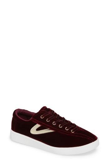 Tretorn 'nylite2 Plus' Sneaker In Rubino/ Platino