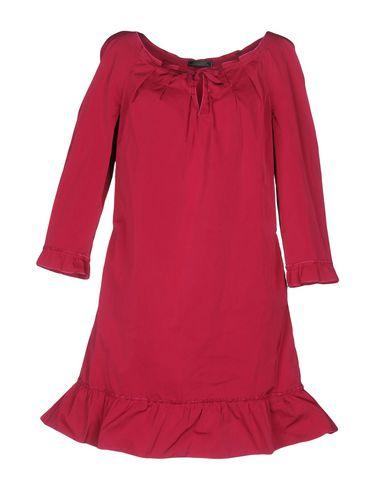 Nina Ricci Short Dress In Fuchsia