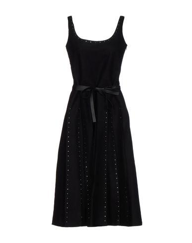 Valentino Knee-length Dress In Black