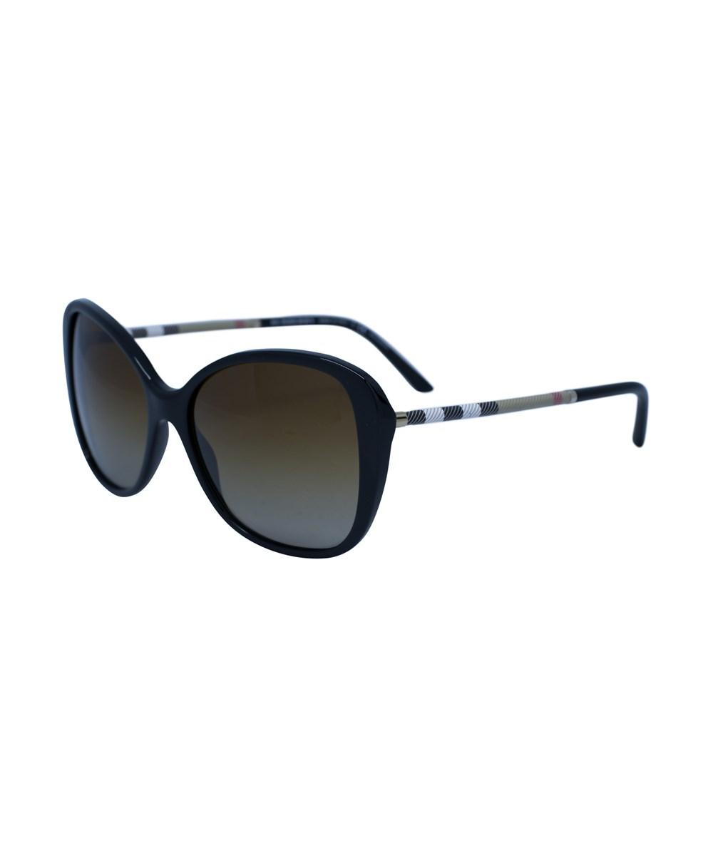 Women Sunglasses' B4235 Q Black Brown Burberry Lens 3001t5 Frame QrdsBCtxh