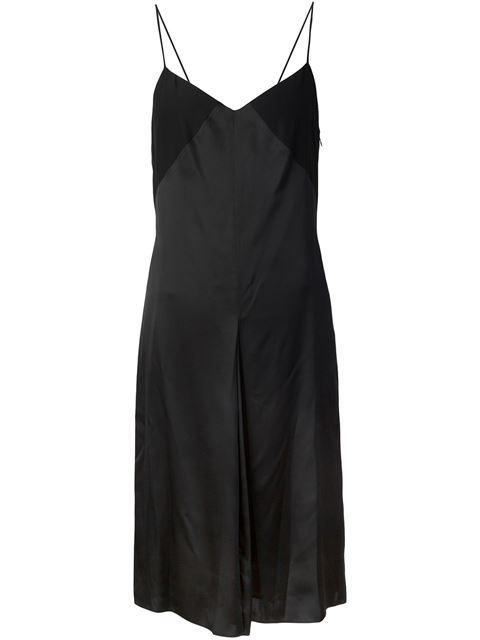 dda53cff91988 Rag & Bone Evelyn Silk Slip Dress In Black | ModeSens