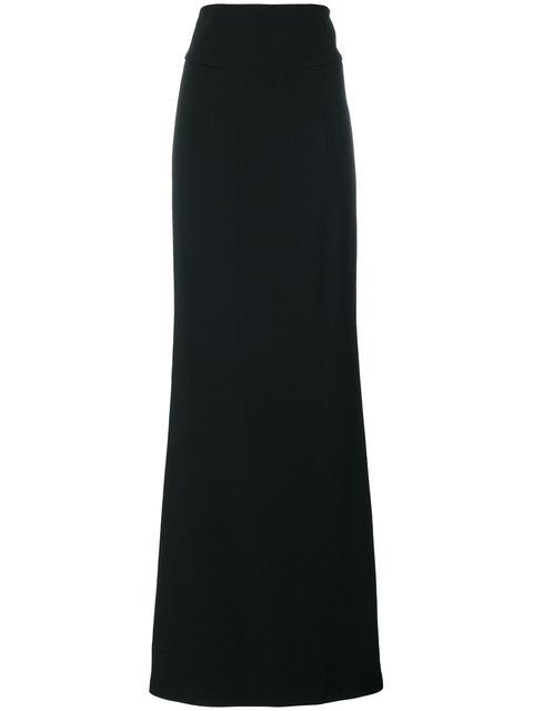 Alberta Ferretti Maxi Skirt In 0555