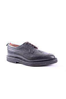 Thom Browne Shoes Classic Brogues Black
