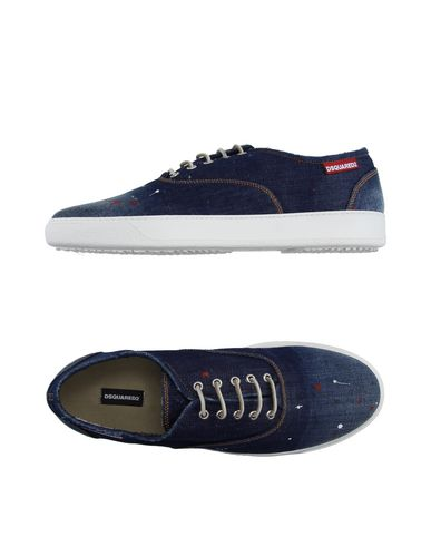 Dsquared2 Low-tops In Blue