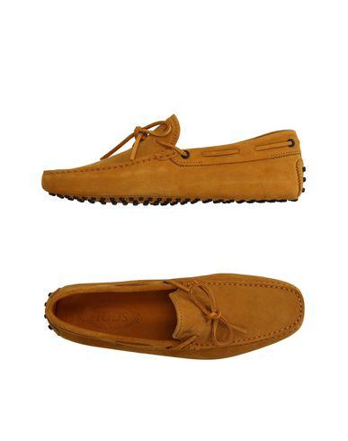 Tod's Loafers In Ocher