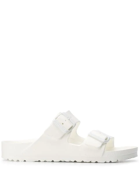 Birkenstock 'Essentials - Arizona' Slide Sandal (Women) (Nordstrom Exclusive) In White