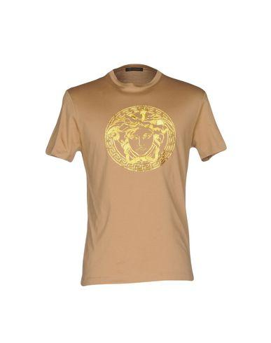 Versace T-shirts In Sand