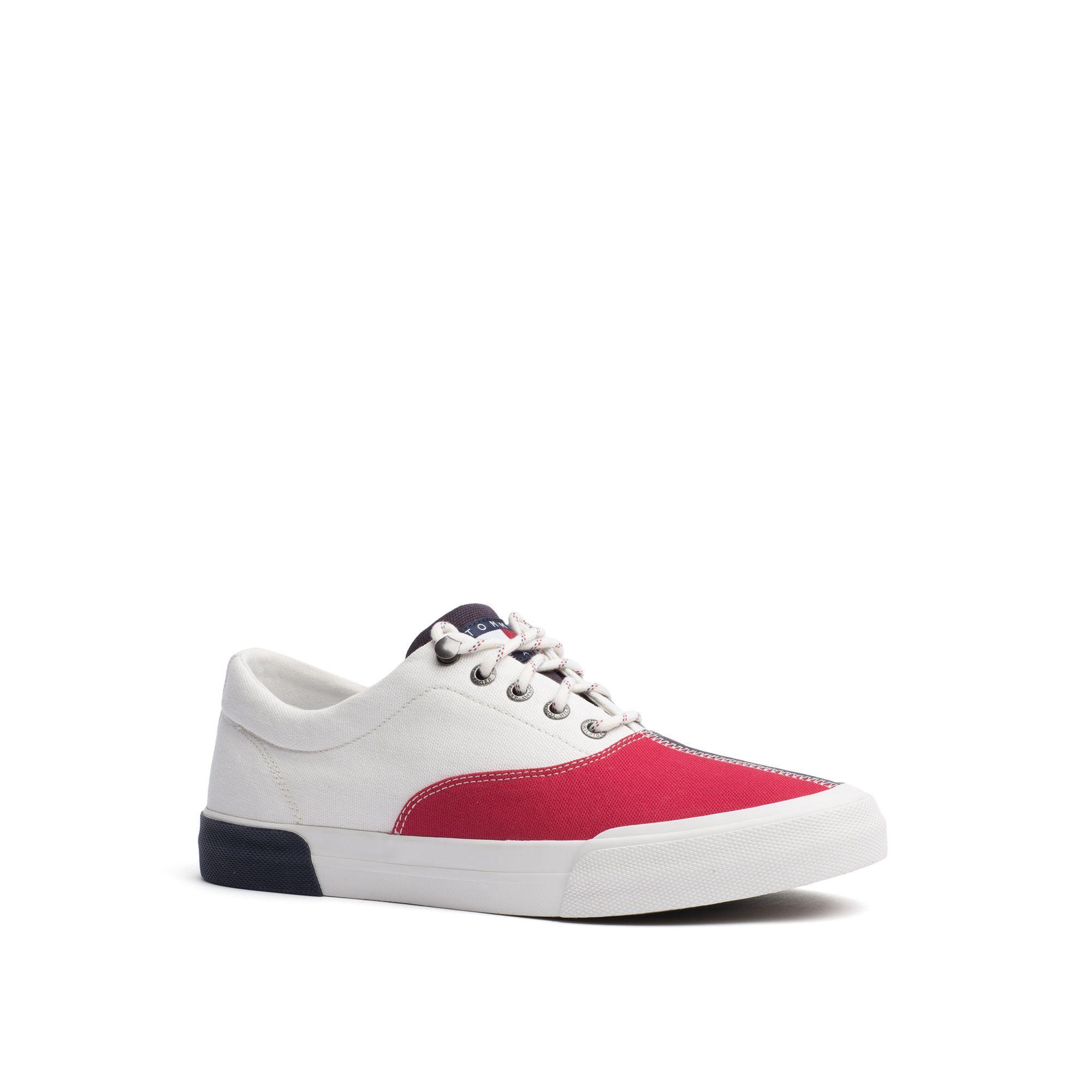 d41e77ec3de Tommy Hilfiger Tommy Jeans Icon Sneaker - Rwb | ModeSens