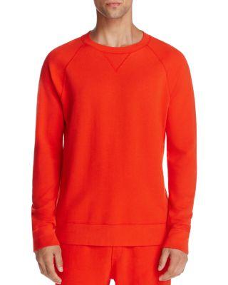 Wesc Marvin Cotton Sweatshirt In Red