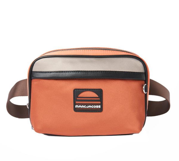 Marc Jacobs Sport Logo Fannypack Belt Bag In Multiple Colors