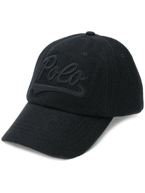 Polo Ralph Lauren Men's Signature Sports Cap In Black/black