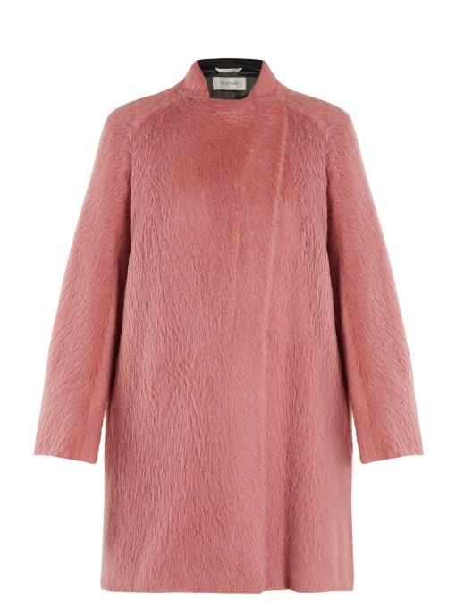 Sportmax Elodia Coat In Pink