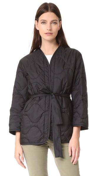 Nili Lotan Varick Jacket In Black