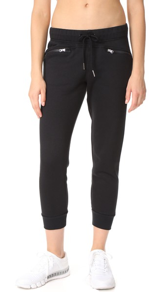 Adidas By Stella Mccartney Essentials Sweatpants In Black