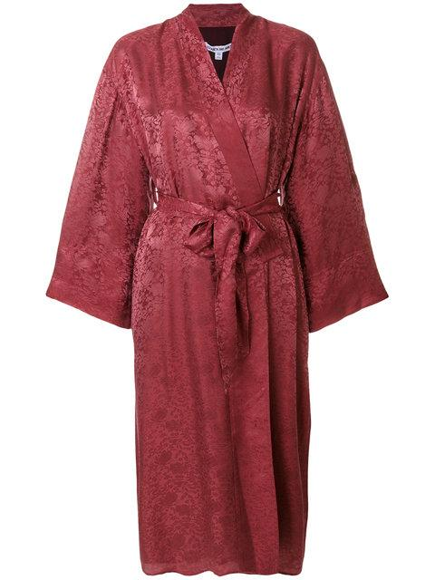 Elizabeth And James Tracey Floral-jacquard Kimono