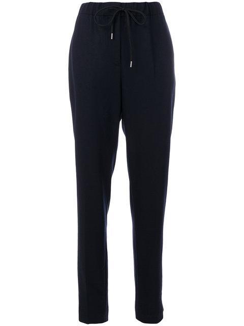 Jil Sander Darrel Trousers In Blue
