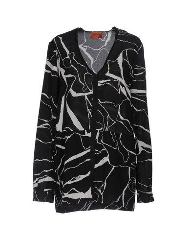 Missoni Patterned Shirts & Blouses In Black