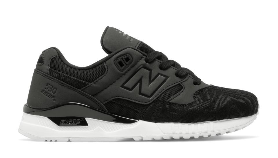 New Balance 530 90s Running Sneakers In Black
