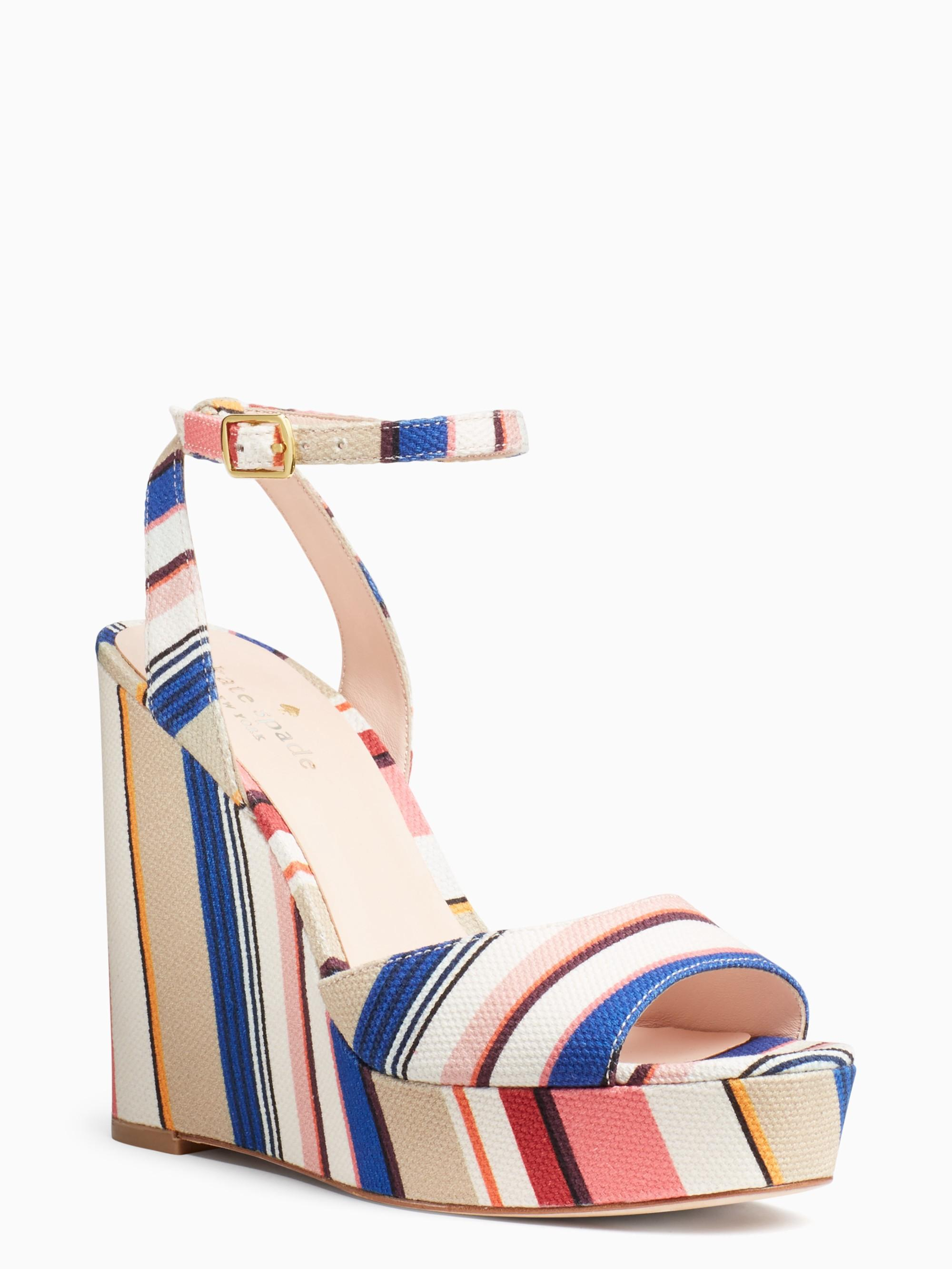 dd8bfd35bd8e Kate Spade Dellie Wedges In Color