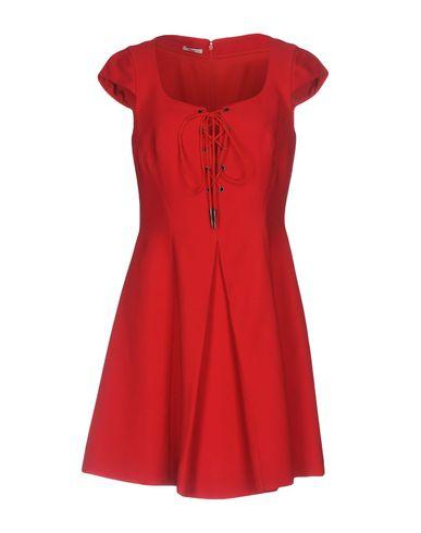 Miu Miu Short Dress In Red