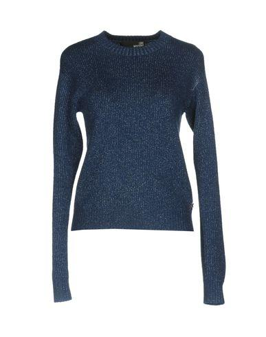 Love Moschino Sweaters In Blue