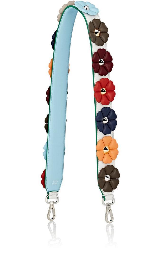 Fendi Strap You Shoulder Strap - Multicolour